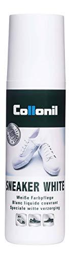 Collonil Sneaker White, Scarpe da Ginnastica Unisex-Adulto, Bianco, 40 EU