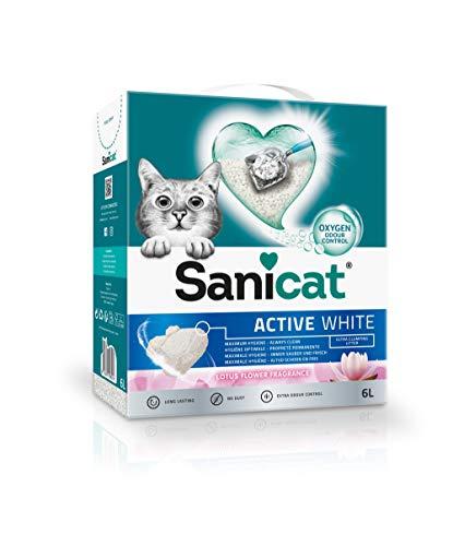 Sanicat Active White Lotus Flower 6L